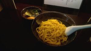 川喜屋のつけ麺の写真