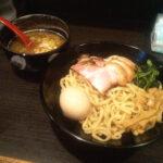 三鷹食堂いなりの特製つけ麺あっさりの写真